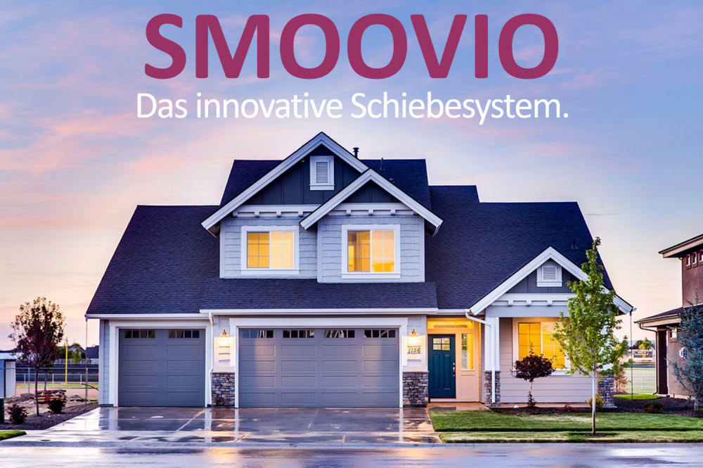 Fenster mit Schiebe-Element Smoovio